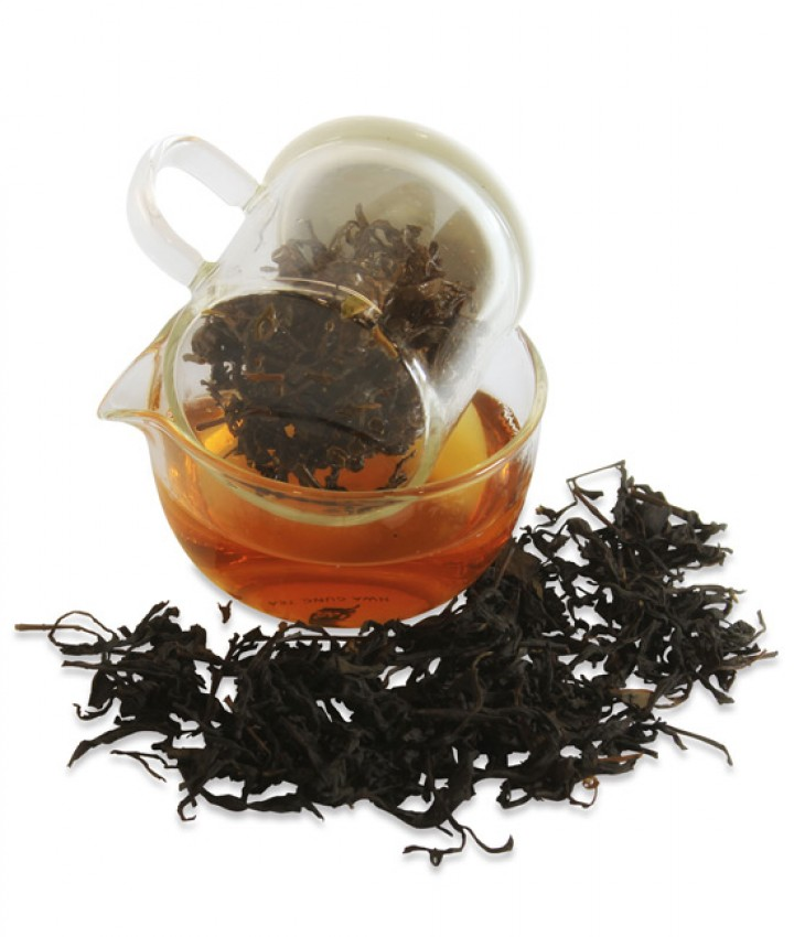 LISHAN OOLONG BLACK TEA