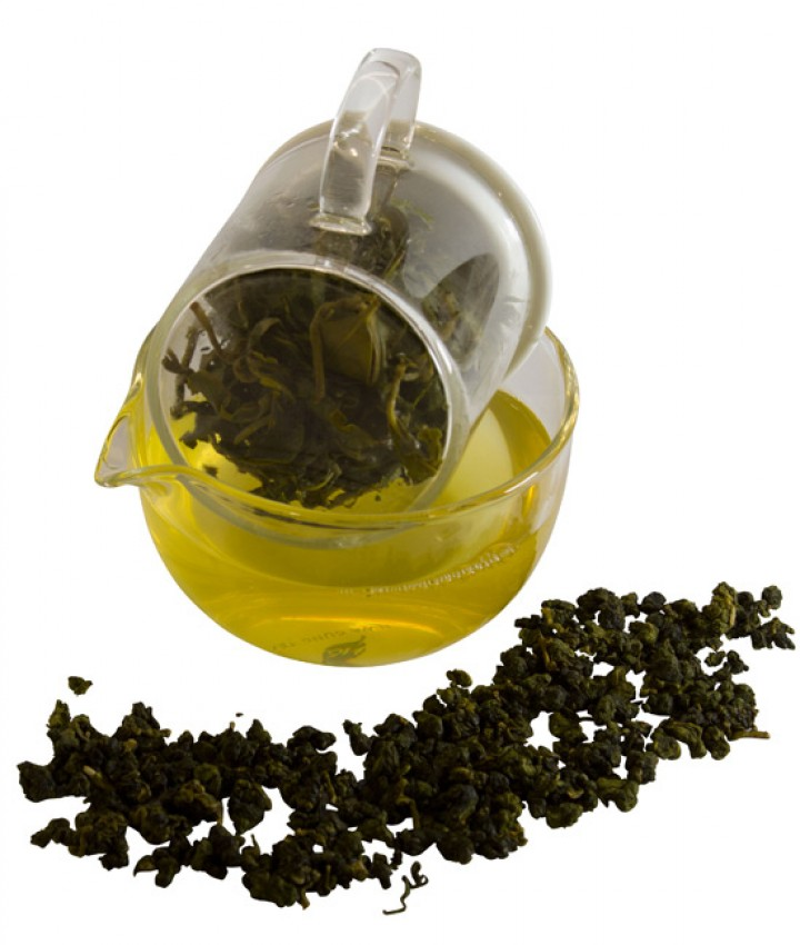 LISHAN OOLONG TEA (GREEN)